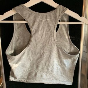 NVGTN cropped muscle tank